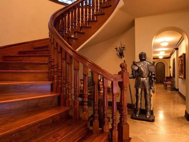 Dịch vụ sửa chữa cầu thang gỗ tại nhà