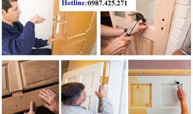 Sửa chữa đồ gỗ quận Đống Đa