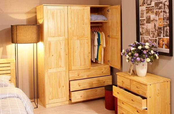 Cách chống ẩm cho tủ gỗ bằng các nguyên liệu tự nhiên