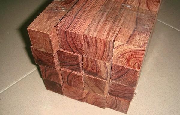 Cách tính mét khối gỗ vuông