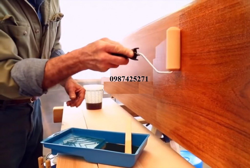 Bí kíp khử mùi sơn đồ gỗ hiệu quả nhanh chóng