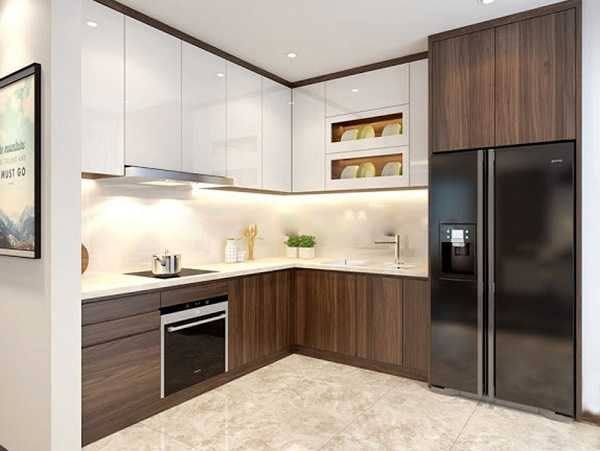 Nên đóng tủ bếp bằng gỗ gì